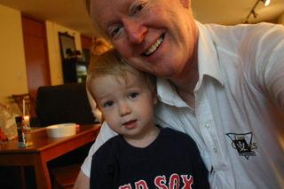 Miles and Grandpa
