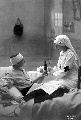 Nurse - ww 1