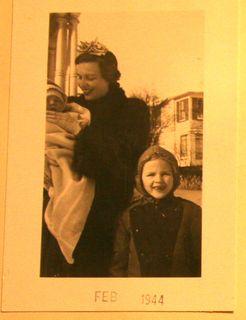 Mom, Ann & me