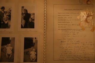 Baby book photo 1