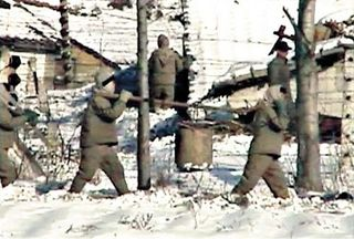 North Korean Prison Camp