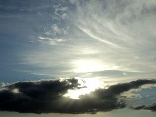 Hand of God Cloud
