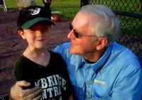 Grandfather-grandson baseball june 2011