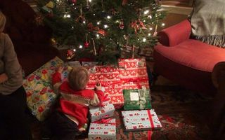 A child's Christmas - copyright erie chapman 2012