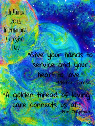 International caregiver Day 8-26-2014