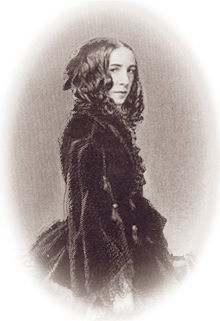Elizabeth Barrett Browning - photo of