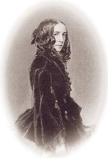 Elizabeth Barrett Browning - photo of