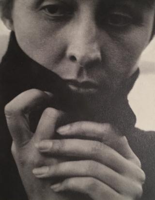 Georgia O'Keeffe by Stieglitz