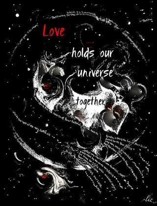 Love Holds Us
