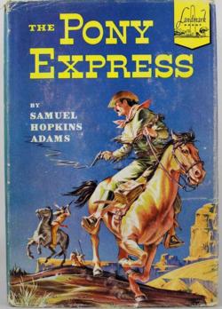 Pony express 1 - 1950 landmark