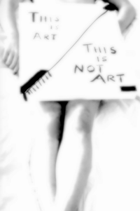 Art not art #6 erie chapman