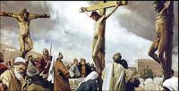 Crucify naked 2