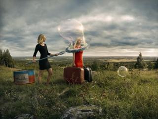 %22Let's Leave%22 - copyright Erik Johansson