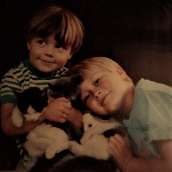 John Lee and Wild Kittens
