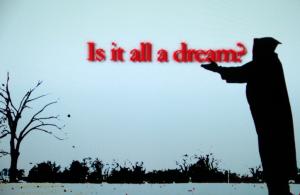 """Alex Dreaming"" copyright erie chapman 2012"