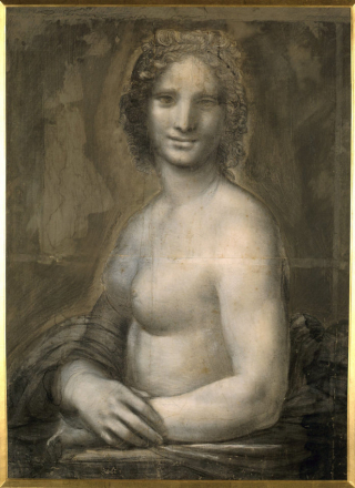 Experts-Believe-Leonardo-Da-Vinci-Traced-The-'Mona-Lisa'-From-This-Nude-Drawing-696x957
