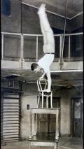 Erie D. Chapman  Jr. Handstand 1931