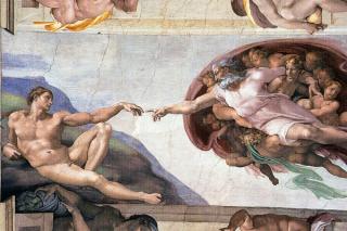 Michaelangelo 1512