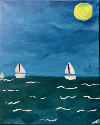 Martha painting