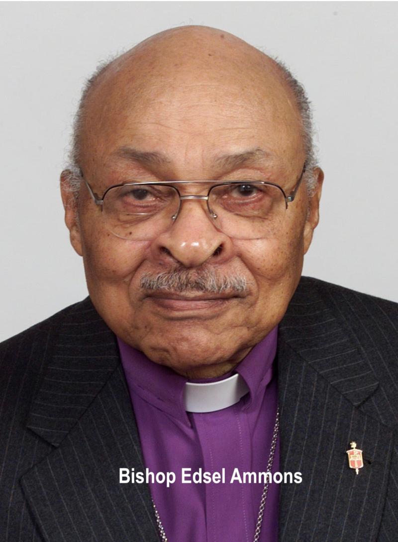 Bishop Edsel Ammons