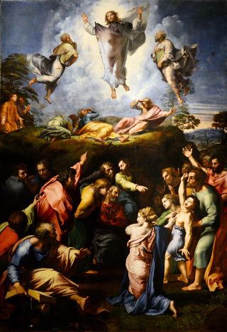 Transfiguration(Raffaello)_ w woman