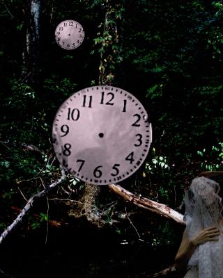 Eternity clock nina