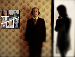 Self Portrait 1977 & 2019