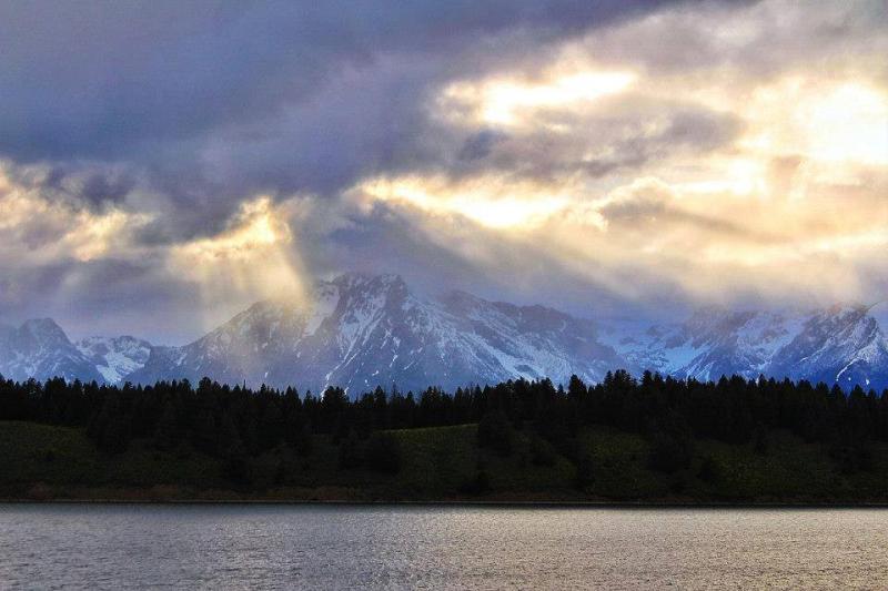 Mountains By Christina Maio