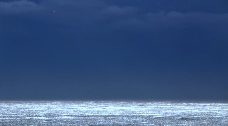 Peaceful sea orig. erie 2016