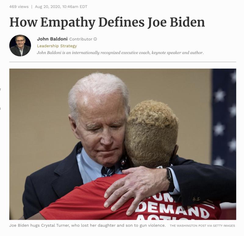Biden & Compassion