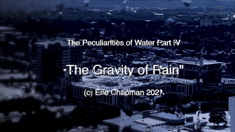 The Perculiarities of Rain - erie chapman