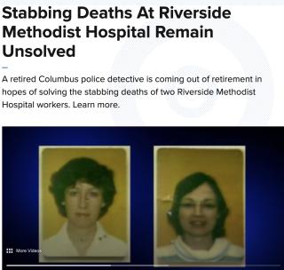 RIVERSIDE METHODISTS MURDERS