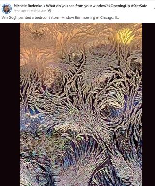 Window ice design